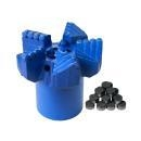China Polycrystalline Diamond Compact 3/4/5/6 Wings PDC Drag Bit for Mining and Well Drilling