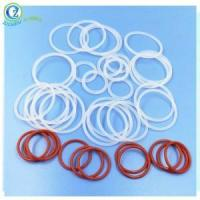 Buy cheap Silicone Rubber O Ring High Quality Flexible Soft Custom Silicone O Ring from wholesalers