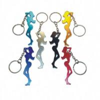 Woman Bottle Opener With Key Chain-ADWD5004 Manufactures