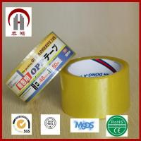 Buy cheap BOPP Tape High Quality Adhesion Transparent BOPP Super Clear Tape from wholesalers