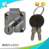 China High polished Brass padlock/double door cabinet lock on sale