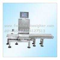 Buy cheap automatic in-line check weigher supplier in China,checkweigher manufacturer from wholesalers