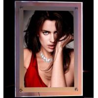 Buy cheap Quality Acrylic Crystal LED Light Box Display from wholesalers