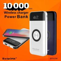 932W Wireless Power Bank Digital Disply Screen with Micro tpye-C input 10000mAh Manufactures