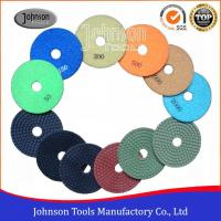 100mm Diamond Resin Polishing Pads Cutting Blades Manufactures