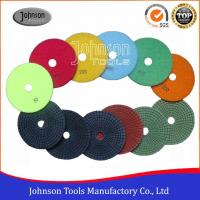 125mm Wet Diamond Polishing Pad Cutting Blades Manufactures