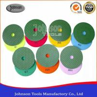 125mm Dry Diamond Polishing Pads Granite Cutting Blades Manufactures