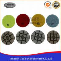 75-100mm Diamond Concrete Polishing Pads Cutting Blades Manufactures