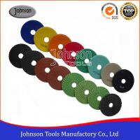 75mm-125mm Wet Granite Polishing Pads Cutting Blades Manufactures
