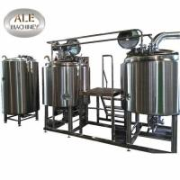 Buy cheap 1500L Beer Fermenting Equipment High Quality Brewery Machine from wholesalers