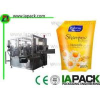 Buy cheap Shampoo Plastic Doypack Packaging Machine Automatic For Liquid from wholesalers