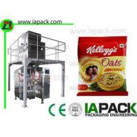 Buy cheap Automatic Oatmeal Packing Machine Food Packaging Machine Automatic Granule Packaging Machine from wholesalers