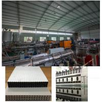 China PP hollow construction formwork extrusion line on sale