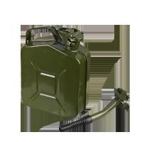 FUEL TANK AND WATER TANK 4WD-J-001-1 Manufactures