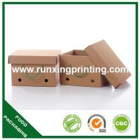 brown fruit corrugated box Manufactures