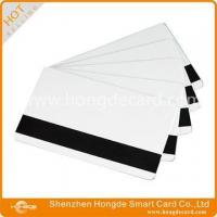Magnetic Stripe Card Blank Magnetic Card Manufactures