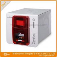 Card Printer & Ribbon Evolis Zenius ID Card Printer Manufactures