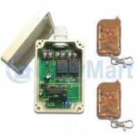 China 10A 2 Button Universal Remote Control System DC Power Output on sale