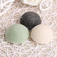Quality Natural Konjac Cleansing Sponge for sale