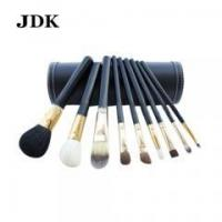 9pcs High Quality Professional Cosmetic Makeup Brush Set with Bucket Manufactures