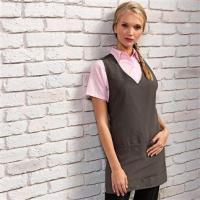 Buy cheap Aprons & service PR177: Wrap-around tunic from wholesalers