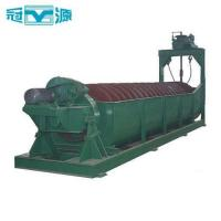 Buy cheap GSZ anti friction spiral chute gravity separator sand classifier for sale from wholesalers