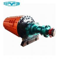 Buy cheap High Capacity The Cement Grinding Media Station Ball Mill Used For Silica Sand from wholesalers