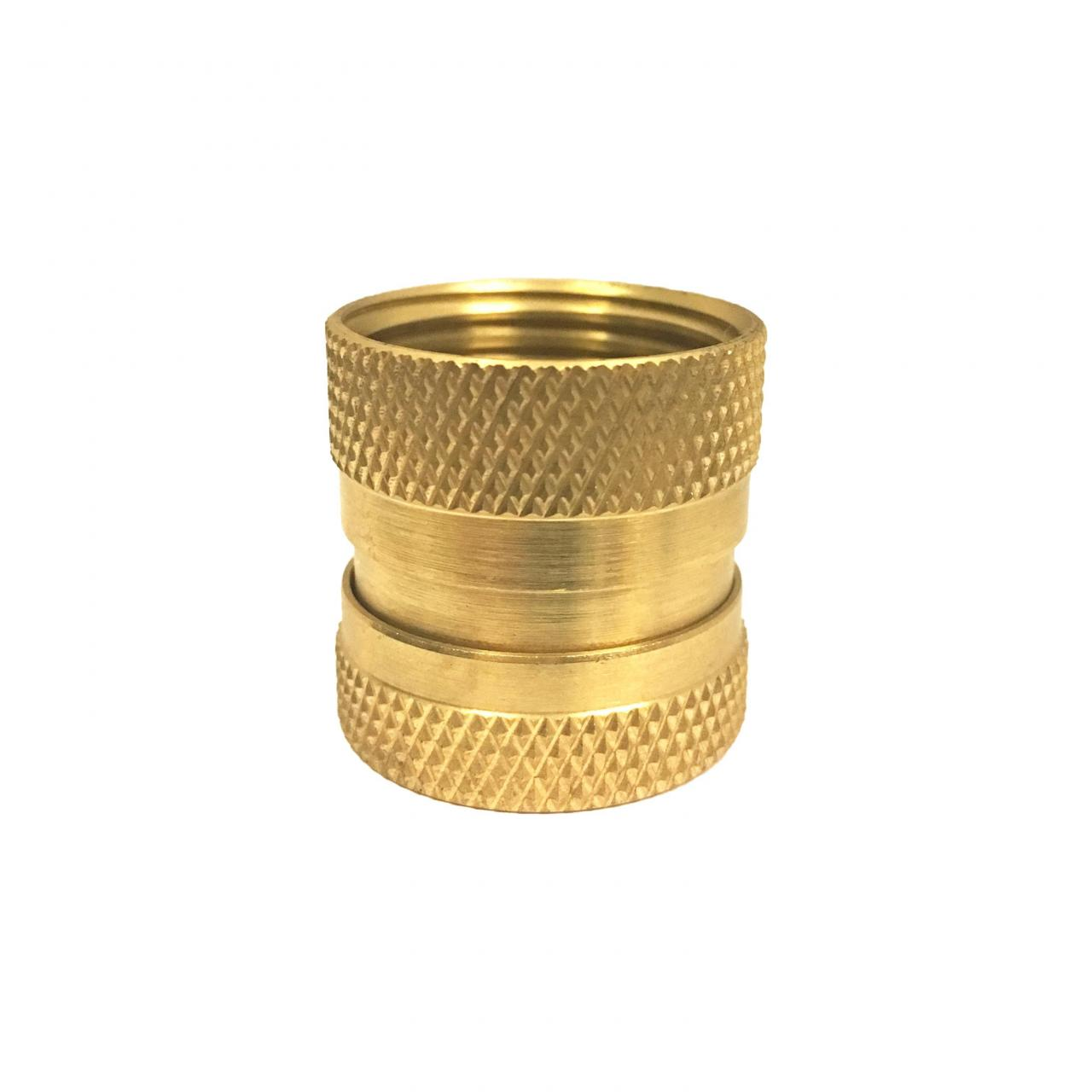 """Buy cheap 3/4"""" Female Threaded Brass Quick Connector from wholesalers"""
