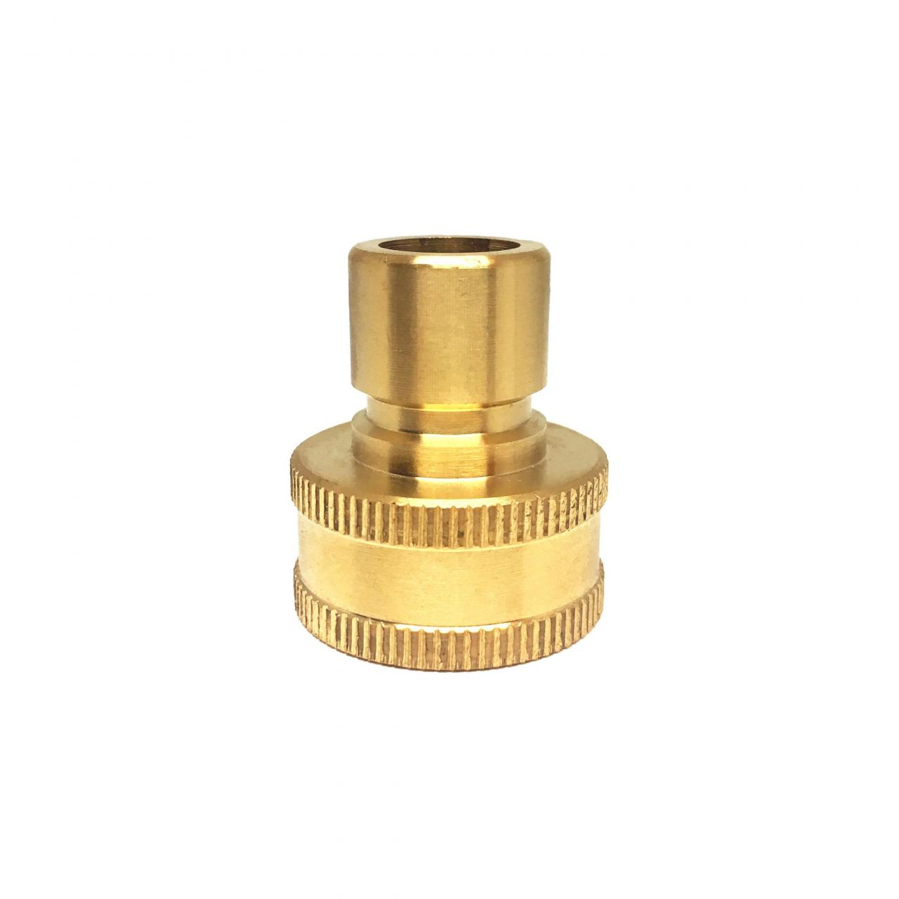 """Buy cheap 3/4"""" Brass Female Threaded Tap Adaptor from wholesalers"""