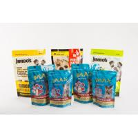Pet Food Packaging - Cat Food Stand Up Zipper Pouch Manufactures