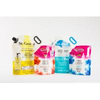Daily-Chemical Packaging - Laundry Liquid Soap Detergent Packaging Stand Up Spout Pouch Manufactures