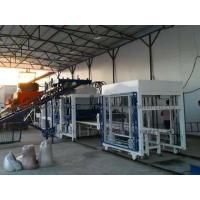 Buy cheap QT10-15 Automatic block making machine from wholesalers