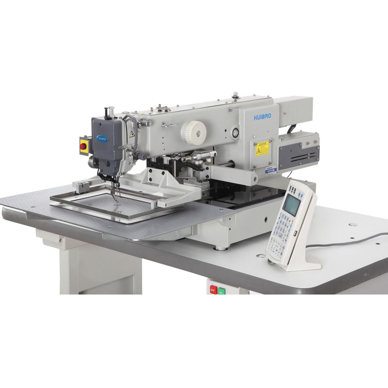 Buy cheap Electronic Pattern Sewing Machine (Smarteer System) HB-E2516R from wholesalers