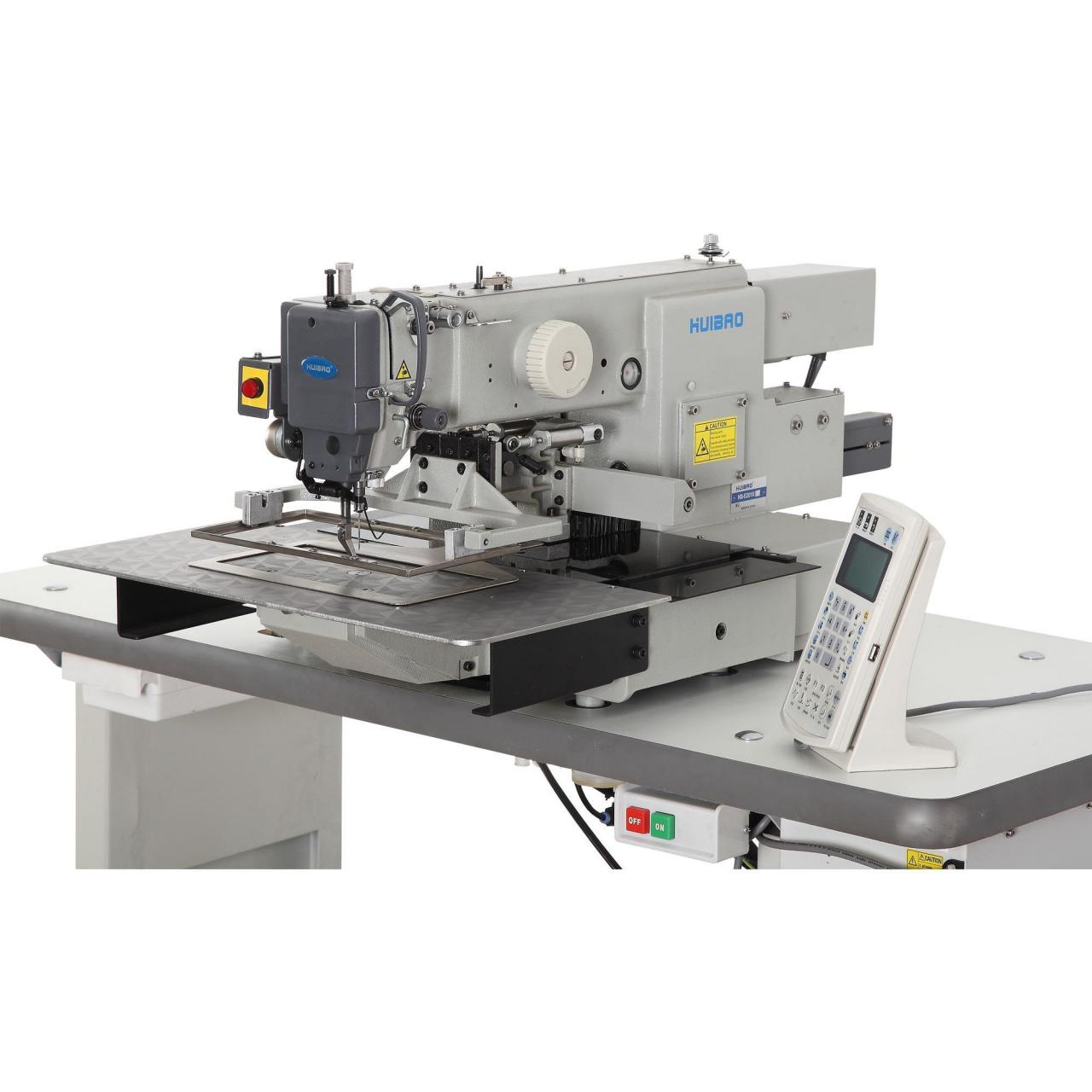 Buy cheap Electronic Pattern Sewing Machine (Smarteer System): HB-E2010R from wholesalers