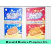 Buy cheap Biscuit & Cookies Packaging Box from wholesalers