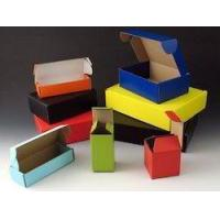 Buy cheap Corrugated Colour Packaging Box from wholesalers