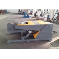 Hydraulic Lifting Welding Positioner Turntable With 5M Cable 2200 Lb Capacity Manufactures