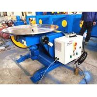 2500lbs Automatic Welding Turn Table , Foot Pedal Welding Positioner Turntable Manufactures