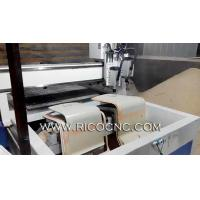 Bent Wood Chair Back Engraving Cutting CNC Router Machine 1330C2W2 Manufactures