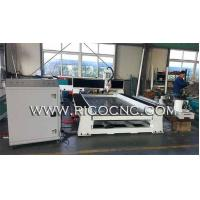 3 Axis Stone CNC Machine with Rotary Equipment for 3D Stone Carving S1330CR Manufactures