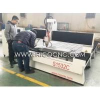 Stonework CNC Router for Marble Granite Countertop Cutting S1532C Manufactures
