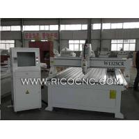 Rotary Axis Attached Wood Cylinder Carving CNC Router for 2D Cutting and 3D Engraving W1325CR Manufactures