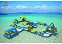 Buy cheap Giant inflatable floating water park AX-01-030 from wholesalers