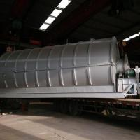 Buy cheap Pyrolysis Plant Convert Plastic To Oil from wholesalers