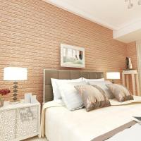 Brick Sticker 3d Tiles Wallpaper Self-adhesive Foam Manufactures