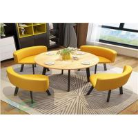 Simple Coffee Shop Tables And Chairs Manufactures
