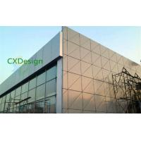 Aluminum Panel Curtain Hollowed Wall Manufactures