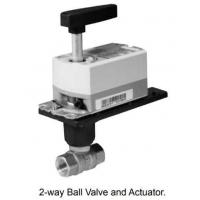 Buy cheap Siemens 171C-10210 Flowrite 599 Series 2-Way Ball Valve, GDE 161.1P Actuator from wholesalers