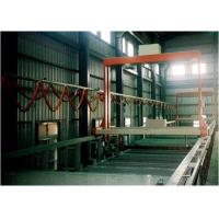 Buy cheap MSPE-CR Crane Type Rack Plating Equipment from wholesalers