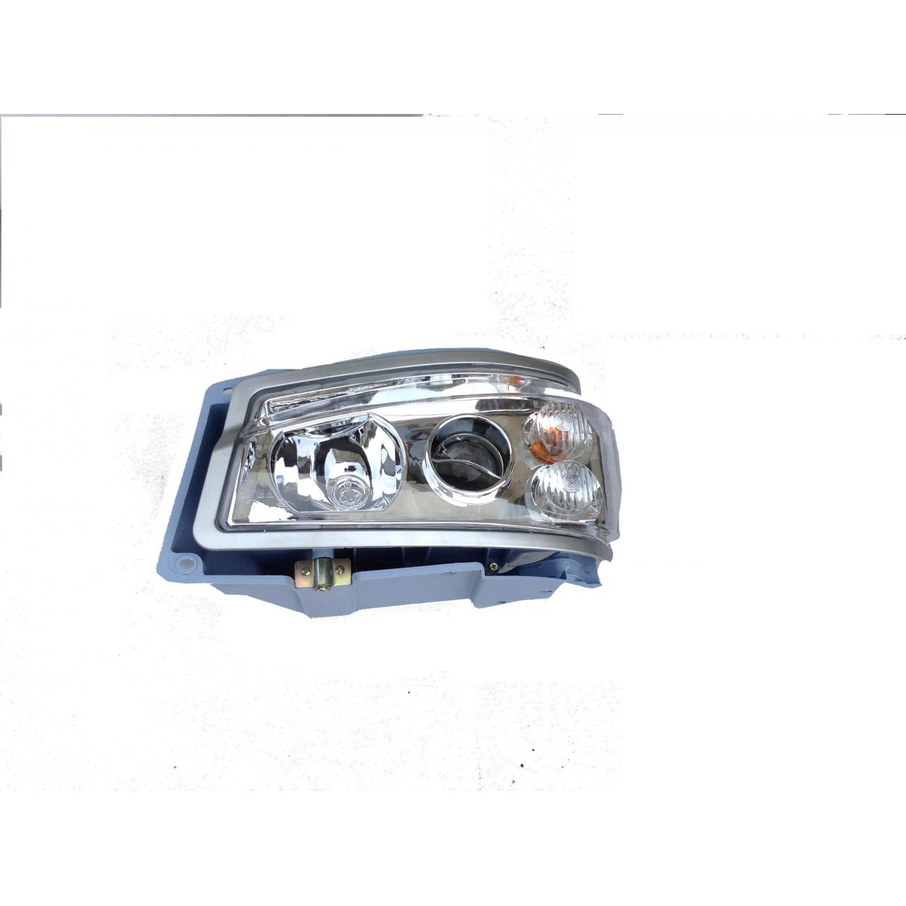 Buy cheap Sinotruk Howo tractor truck parts Left headlight assembly WG9719720001 price for sale from wholesalers
